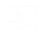 Logo for Write For Texas